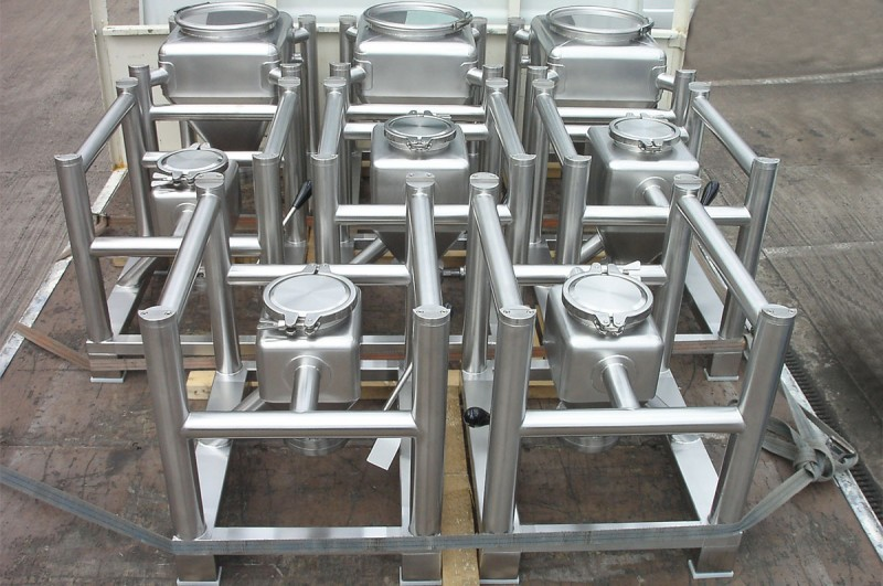 Stainless Steel Laboratory IBC